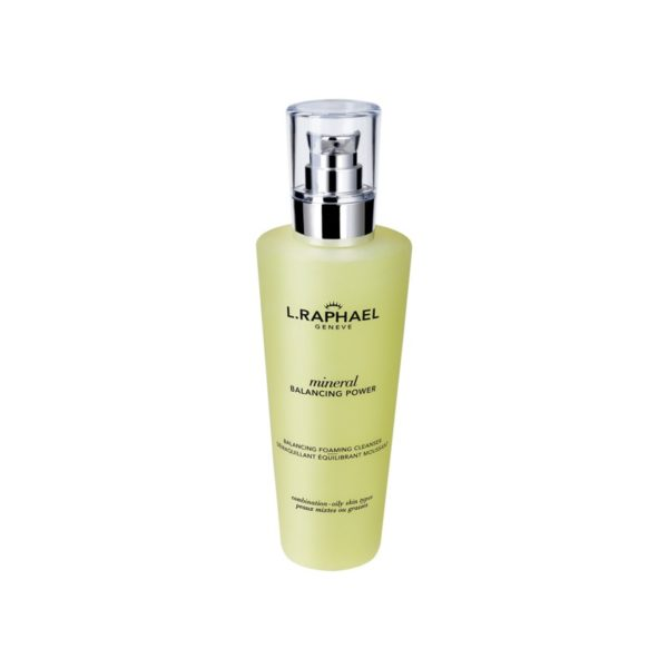 Mineral Balancing Foaming Cleanser