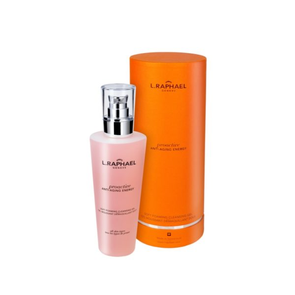 Proactive Soft Foaming Cleansing Gel+box