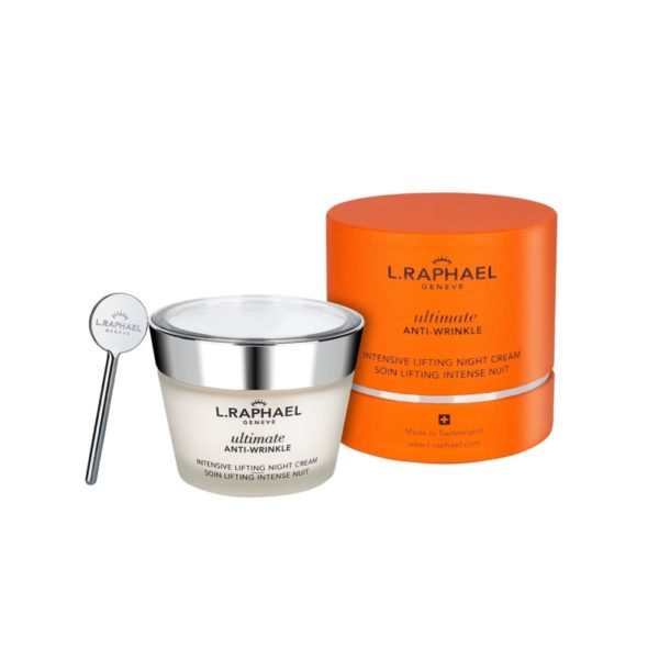 Ultimate Intensive Lifting Night Cream+box